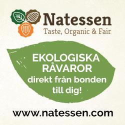 Ekologiska råvaroro, direkt från bonden till dig.
