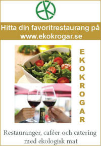 Hitta din favoritrestaurang p www.ekokrogar.se